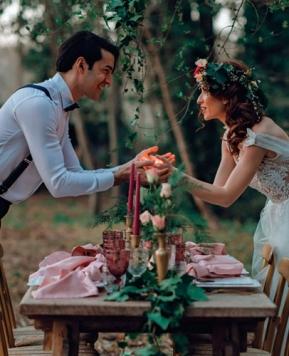 Benedetta Carpanzano: eleganza e dinamicità per nozze al top