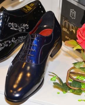 Calzoleria Marini 2020, per lo sposo un ritorno delle scarpe a punta