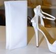 """Francesco Italy, per il 2020 le scarpe da sposa sono """"nude"""""""