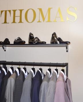 Collezione Thomas Pina 2020: abiti da cerimonia e da sposo moderni e ricercati