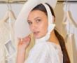 Damascato per lo sposo Arax Gazzo e spacchi per la donna Agnes & Marie, presentate le collezioni 2020