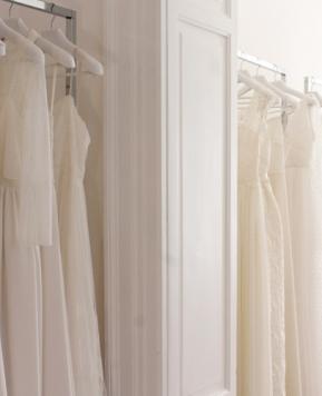 Atelier More, gli abiti da sposa di lusso sono sartoriali