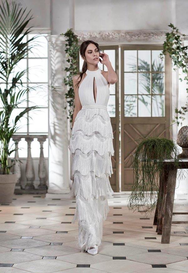 78c9c76b920f Milano Bridal Week 2019  al centro l alta sartorialità e lo stile ...