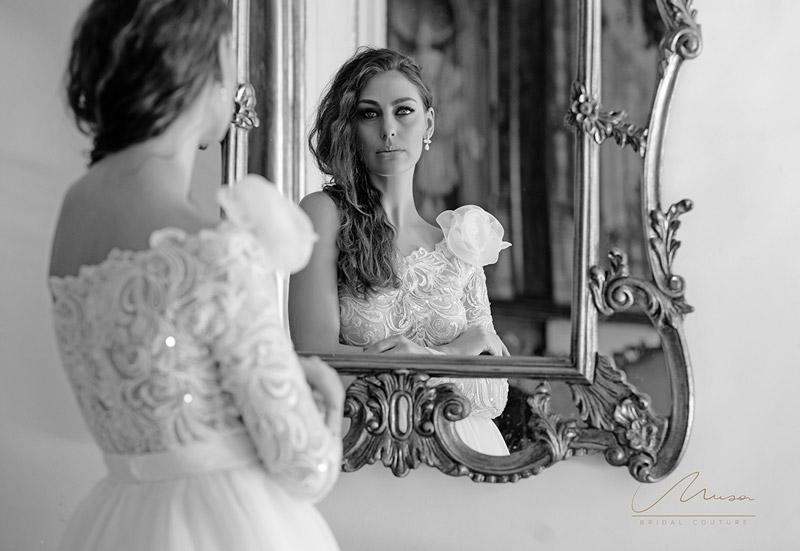 Abiti da sposa Musa Bridal Couture 2020