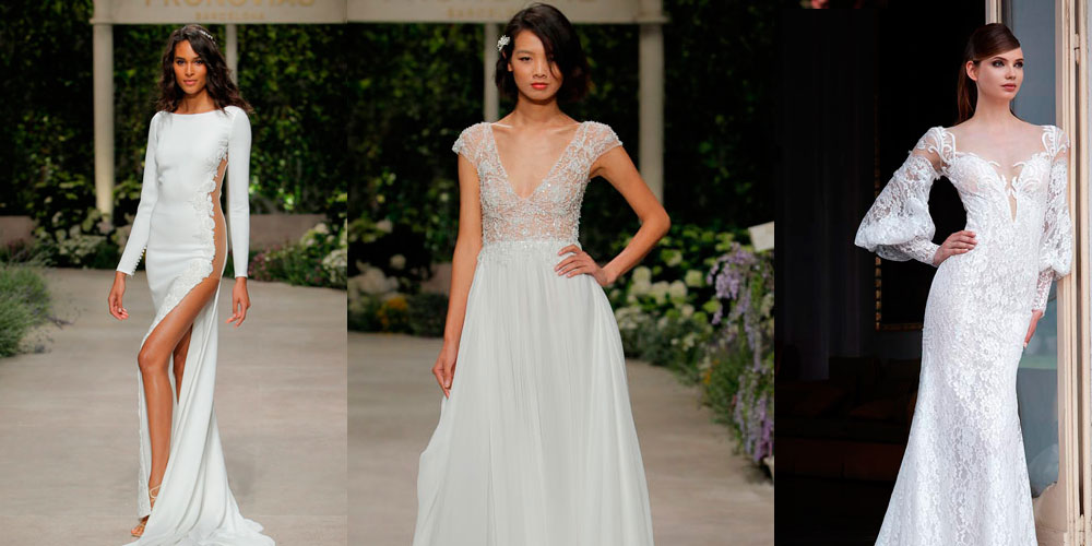 Tendenze moda sposa 2019