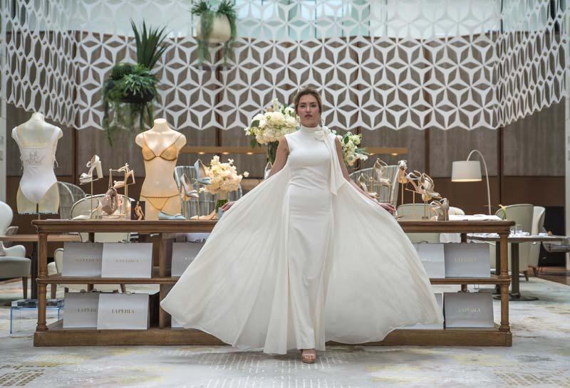Abiti da sposa La Perla 2020