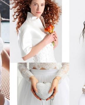 Accessori sposa 2019: tutto quello che non può mancare nel vostro bridal look!