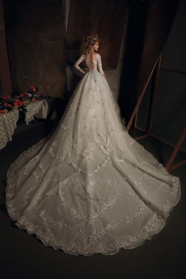 abiti da sposa amelia casablanca 2020