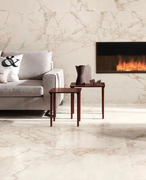 Proia La Ceramica, l'effetto marmo la nuova tendenza per pavimenti e arredo bagno