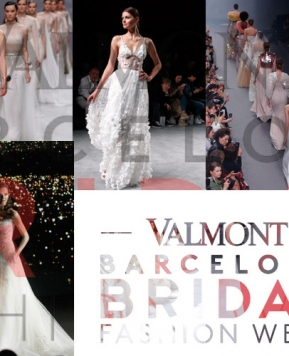 VBBFW19: le nuove tendenze arrivano da Barcellona, caput mundi della Moda Sposa