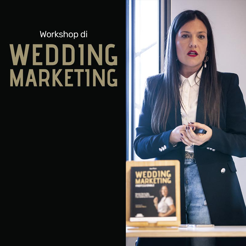 Wedding Marketing Professionale a Milano