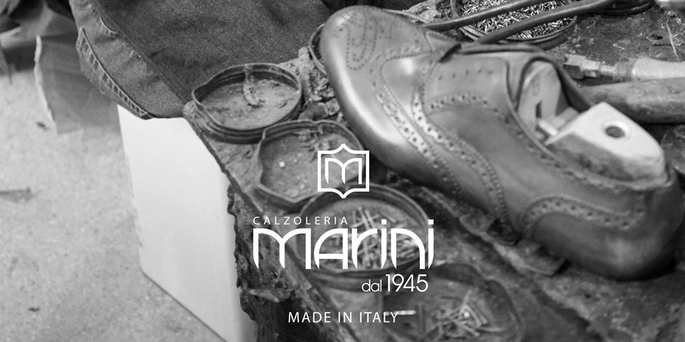 Scarpe da uomo Calzoleria Marini 2020