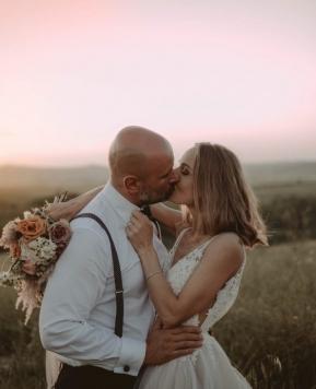 Guya weddings racconta il matrimonio sensoriale di Olga e Giorgio nel cuore della Toscana!
