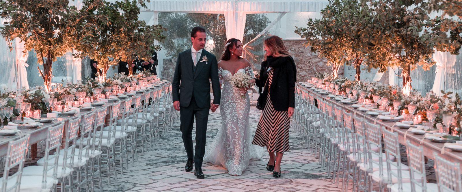 Silvia Bettini wedding planner