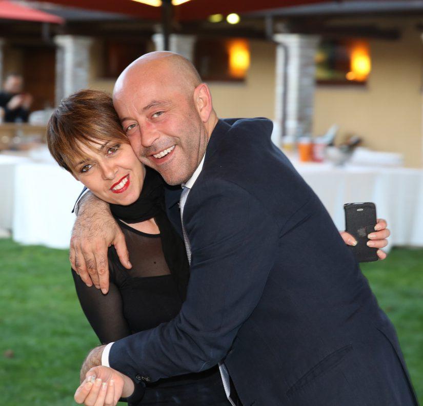 Monica Margaretini e Stefano Pinto
