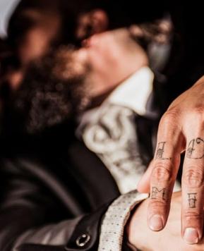 Davide Licari, l'album di nozze diventa innovativo e sorprendente