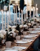Borgo Lanciano, le nozze glamour in bianco e oro di Sofia e Daniel