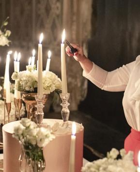 Nives Malvestiti, tenacia e passione il segreto per nozze al top