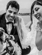 Candido Wedding, per Valeria e Norino un matrimonio romantico in villa nobiliare
