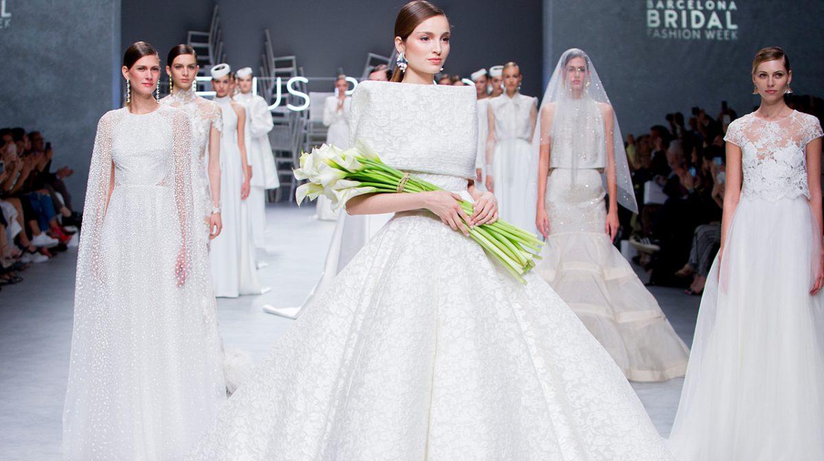 Tendenze abiti da sposa 2020