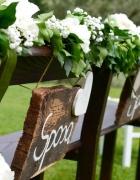 Federica Ambrosini, per un matrimonio in Puglia allestimenti floreali botanical chic
