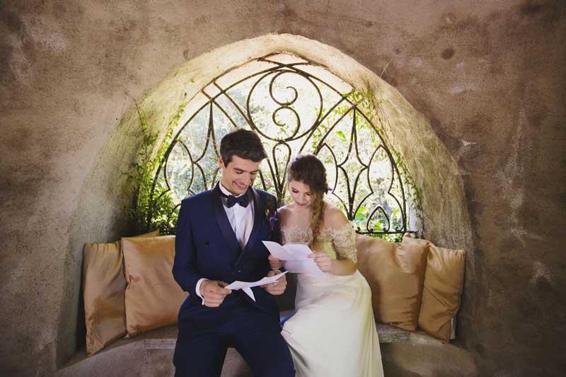 Matrimonio 5 Sensi