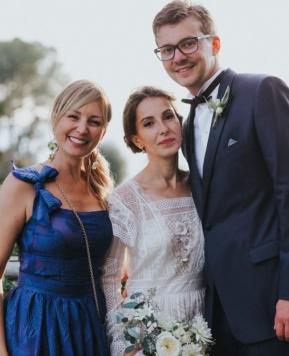 Giovanna Damonte per Magi ed Edouard crea un sogno d'amore nella meravigliosa Portofino!