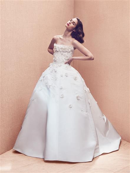 Abiti da sposa Oscar de la Renta 2020