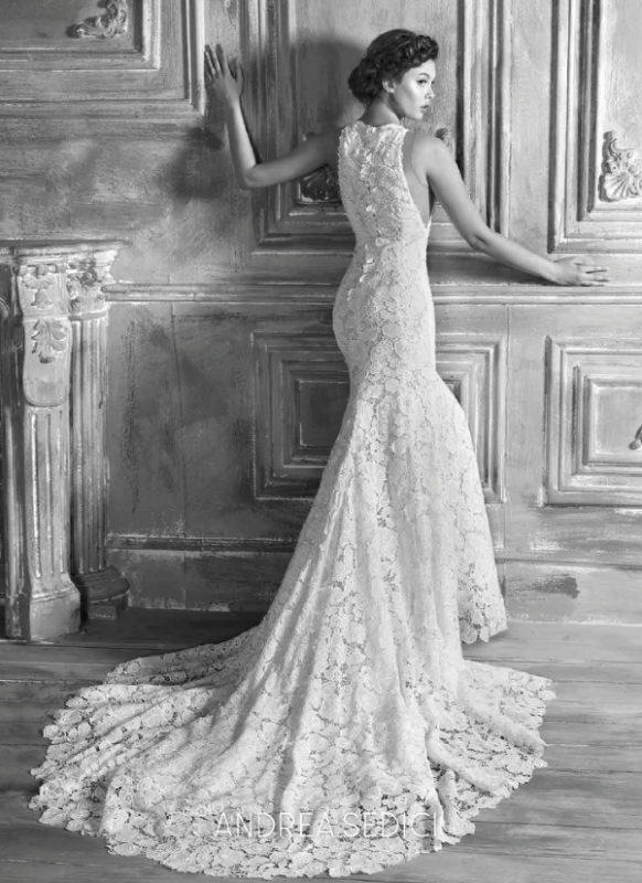Abiti da sposa Andrea Sedici 2020