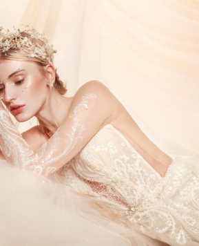 Anny Lin, abiti da sposa ispirati all'haute couture