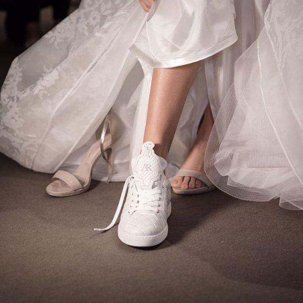 Sneakers Sposa Antonio Riva
