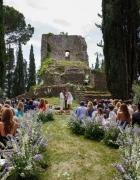 Cira Lombardo firma le nozze fiabesche di Vincenzo e Arianna