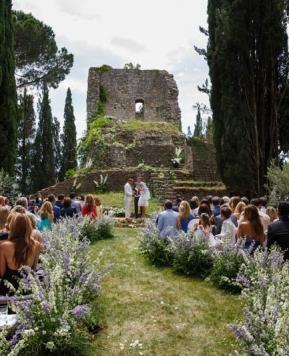 Italian Dream, in Toscana le nozze firmate da Colin Cowie