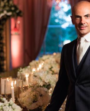 Enzo Miccio, intervista al Wedding Planner che è il sogno di tutte le spose