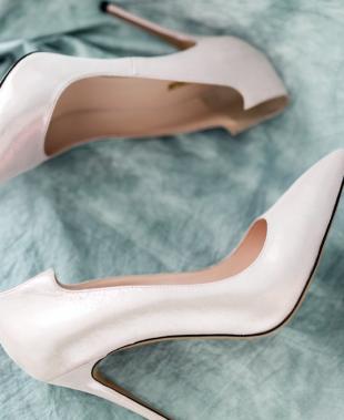 Scarpe da sposa alte: i modelli più belli per il tuo bridal look!