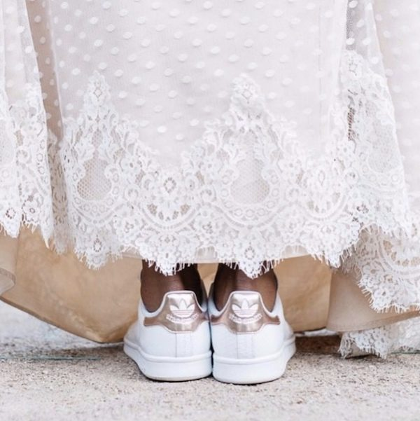 Sneakers matrimonio