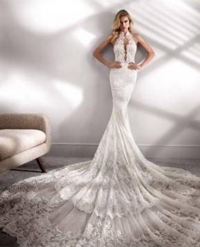 Abiti da sposa a sirena 2020: un modello sempre di tendenza