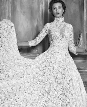 Abiti da sposa Andrea Sedici 2020, eleganza senza tempo per spose moderne
