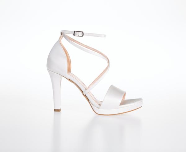 scarpe da sposa alte