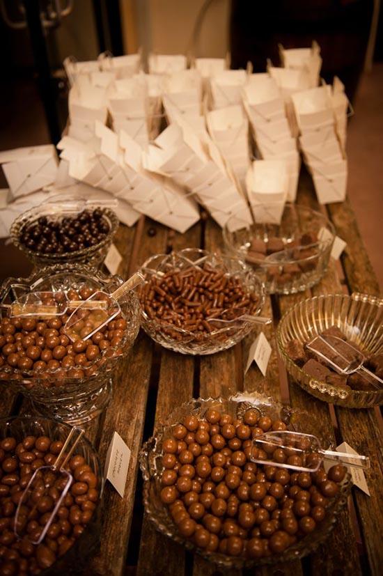 Confettata al cioccolato