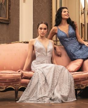 Abiti da cerimonia Musani Couture 2020, eleganti e romantici