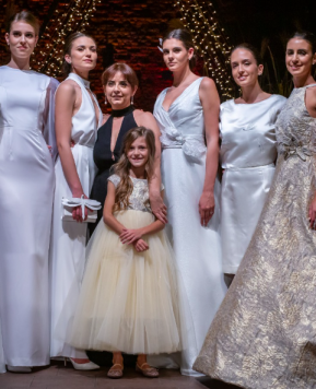 Abiti da sposa Chiara Vitale 2020, una collezione mille anime