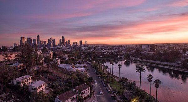 Viaggio di nozze a Los Angeles