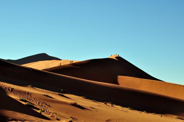 Sposi viaggio Namibia