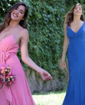Le damigelle di Musani 2020, eleganza minimal per le amiche della sposa
