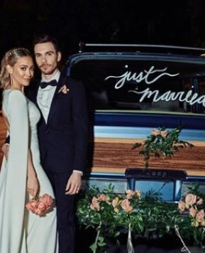 Matrimonio Hilary Duff, in segreto all'altare con Matthew Koma