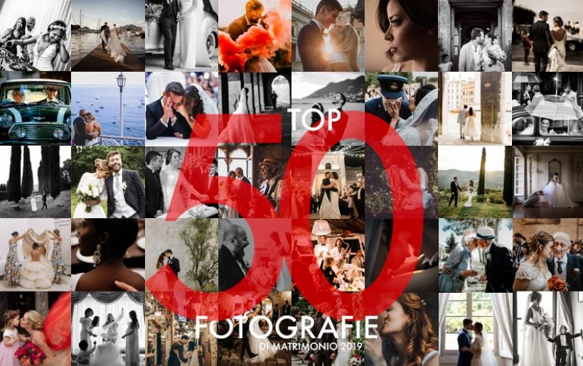 Le 50 Fotografie di Matrimonio più belle del 2019