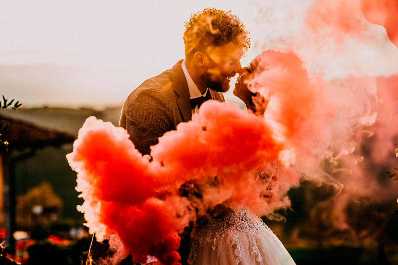 fotografie di matrimonio più belle del 2019