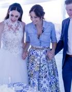Abiti da sposa Marco Strano 2020, Bianche trame è la collezione che elogia la donna vera