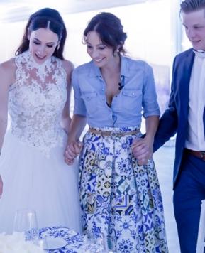 Destination Wedding Italia, la nuova sfida di Cira Lombardo